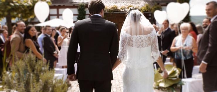 Hochzeit Bild Webseite